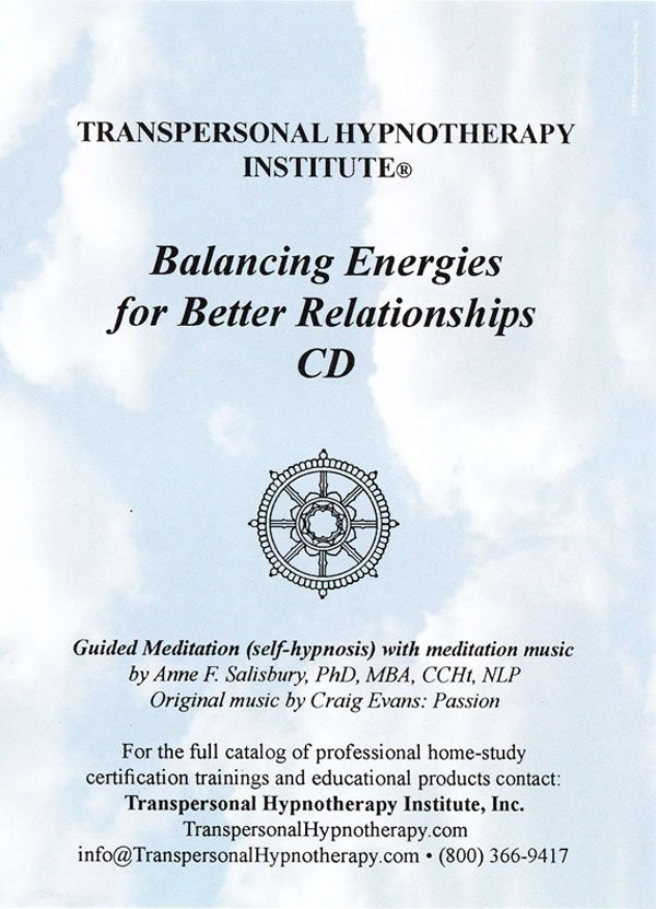 Balancing Energies for Better Relationships Audio
