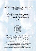 Manifesting Prosperity, Success & Fulfillment
