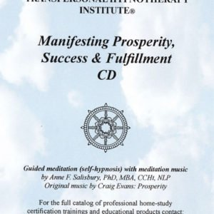 Manifesting Prosperity, Success & Fulfillment Audio