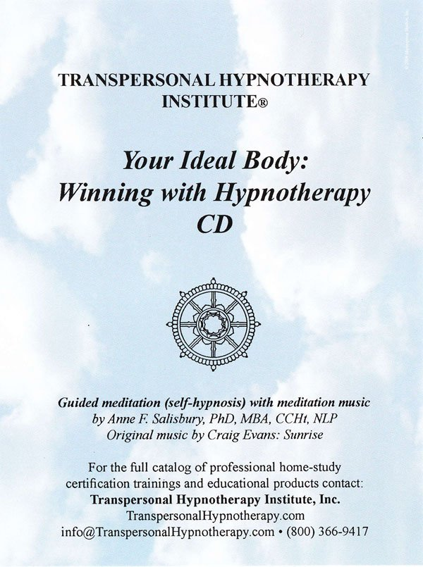 Your Ideal Body Winning with Hypnotherapy Audio