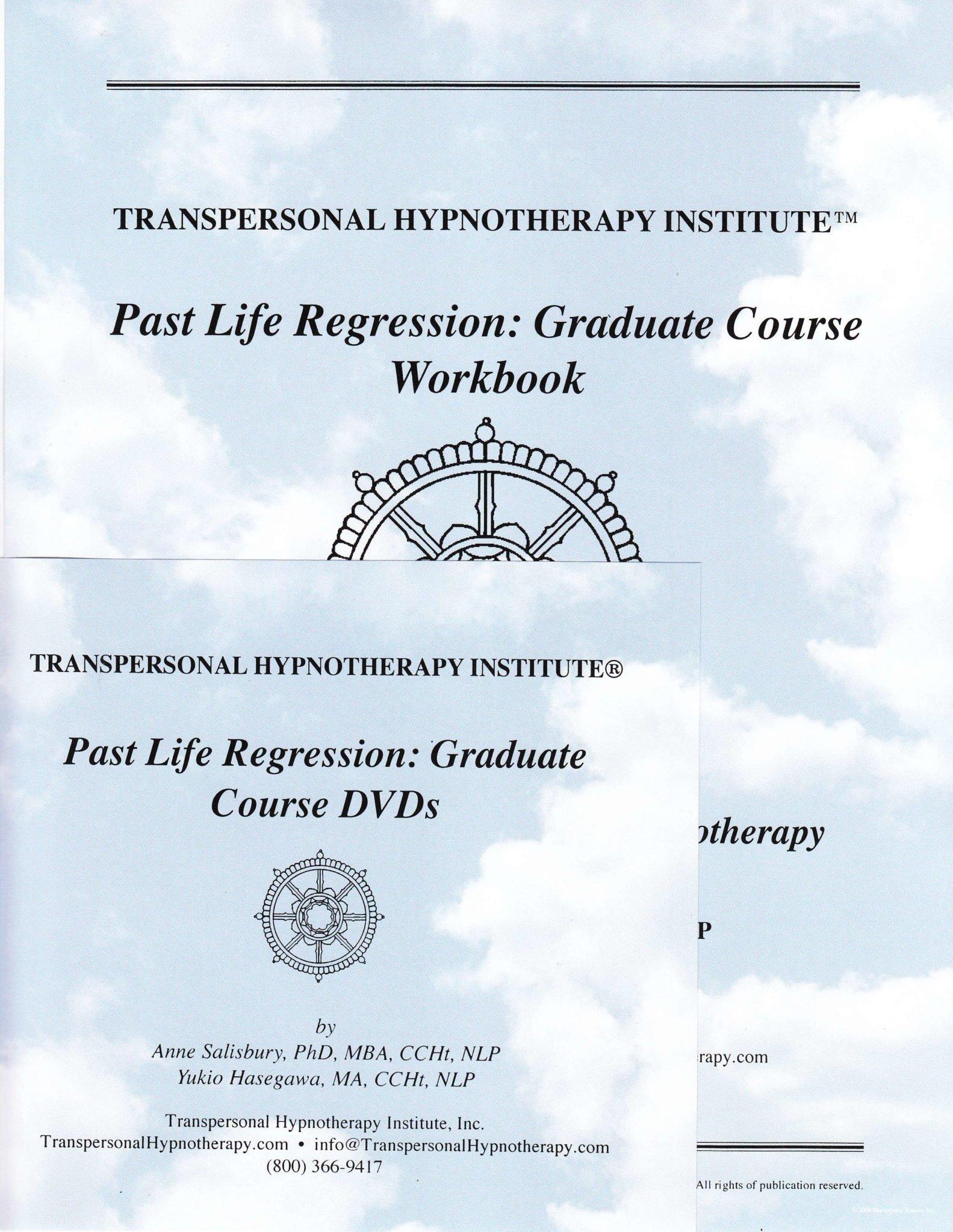 Past Life Regression Graduate Course