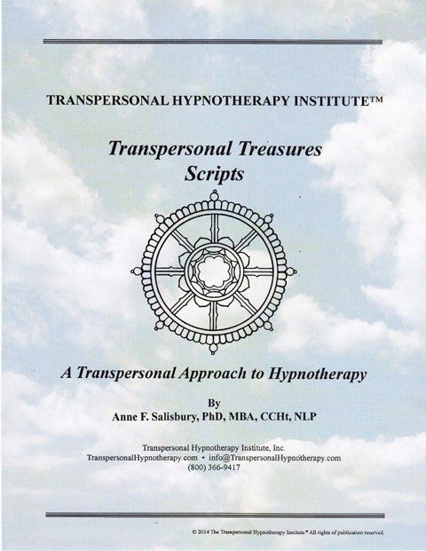 Transpersonal Treasures Scripts Notebook