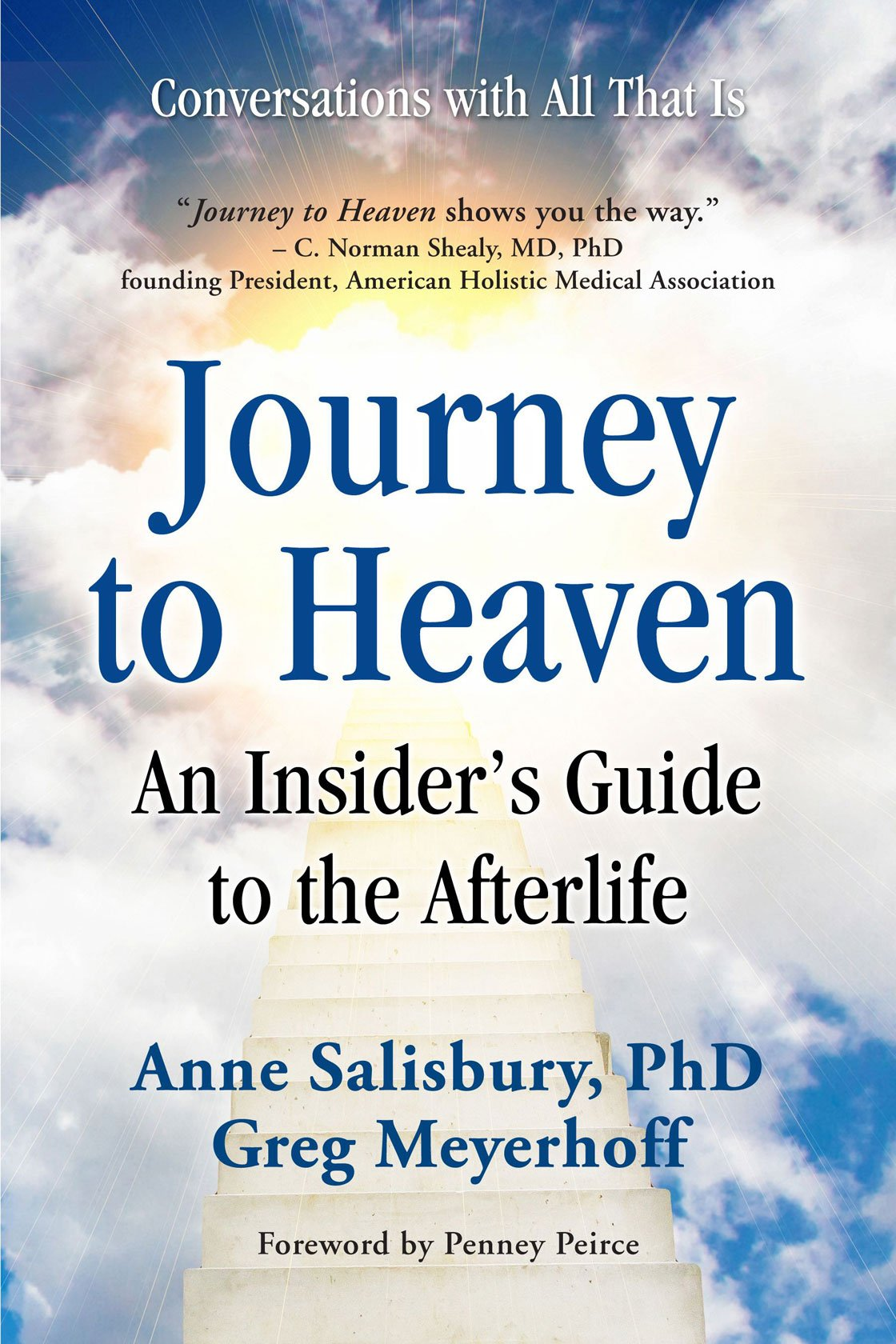 Journey to Heaven An Insider's Guide to the Afterlife